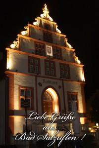 Historisches Rathaus in Bad Salzuflen